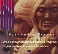 couverture L'art d'enseignement des Indiens iroquois