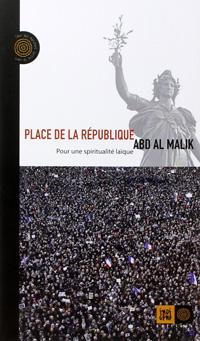 couverture Place de la République pour une spiritualité laïque
