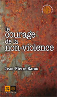 Couverture Le courage de la non-violence