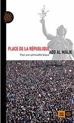 Couverture Abd-al-Malik- place de la république