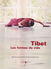 couverture Tibet, les formes du vide