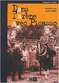 Couverture Dans l'Arène avec Picasso