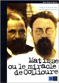 couverture Matisse ou le miracle de Collioure