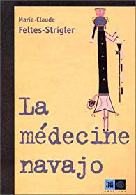 couverture La médecine navajo