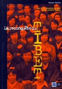 couverture La reconquête du Tibet