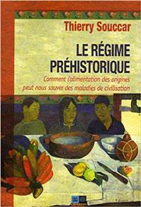 couverture Le Régime préhistorique