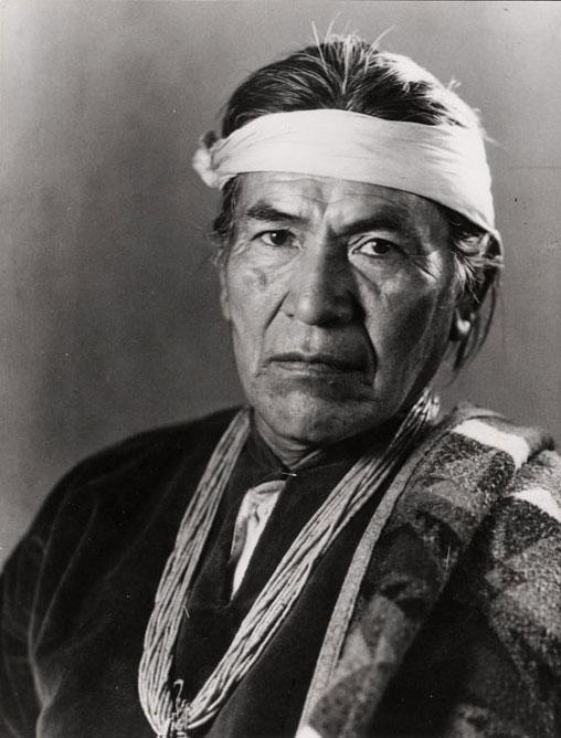 hosteen klah homme médecine navajo