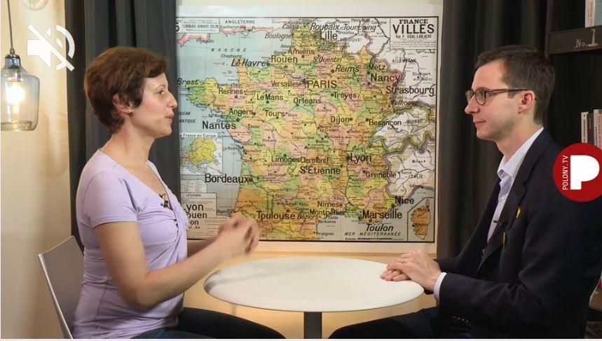françois boulo et coralie delaume sur Polony tv